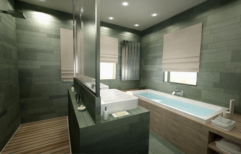 sanitari bagno » sanitari bagno 3d - galleria foto delle ultime ... - Esempi Di Bagni Moderni