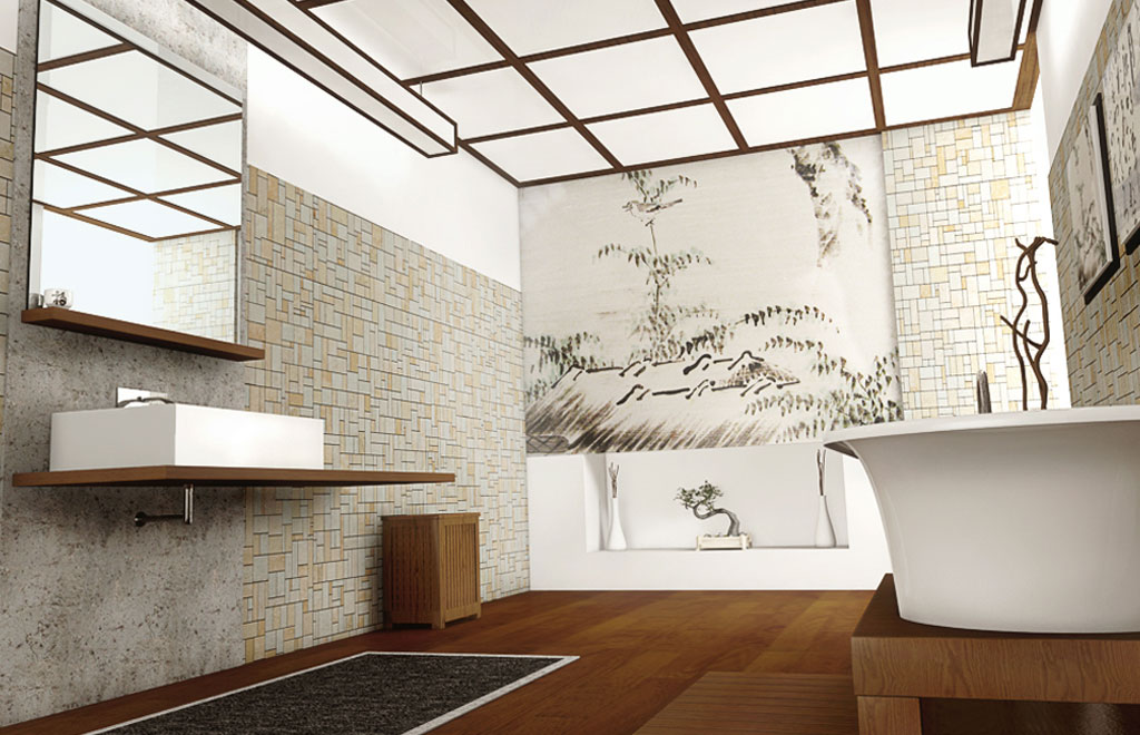 rendering 3d immobiliare - Arredo Bagno 3d