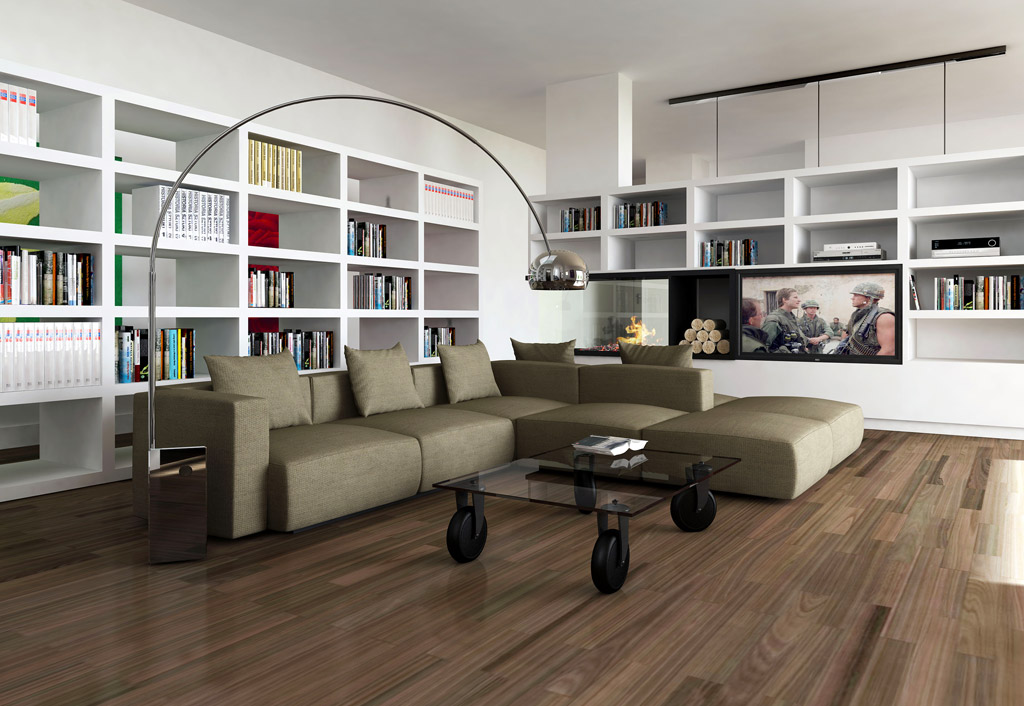 Rendering 3d immobiliare for Rendering 3d interni