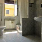 bagno villa unifamiliare ostia antica via giulio cesare teloni