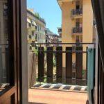 balcone bilocale ostia ponente via danilo stiepovich