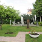 giardino trilocale dragona via padre fausto federici