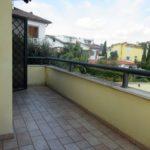 terrazzo villino capo schiera ostia antica via luigi savignoni