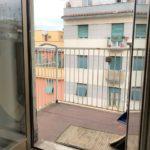 balcone trilocale furio camillo via enea